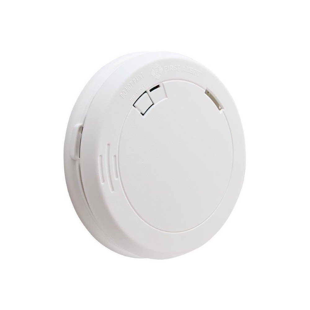 First Alert Photoelectric Smoke and Fire Alarm