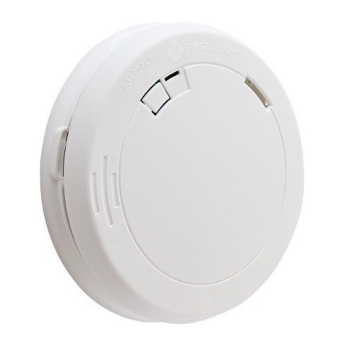 First Alert Photoelectric Smoke and Fire Alarm - image 1 of 9