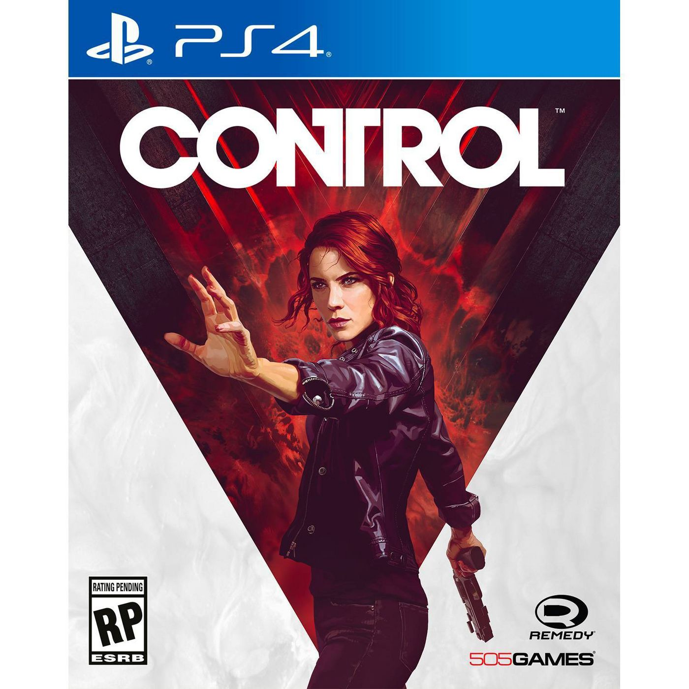 Control Standard Edition for PS4 or Xbox One