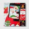 Women's Santa Selfie 15 Days of Socks Advent Calendar - Assorted Colors One Size - image 2 of 3