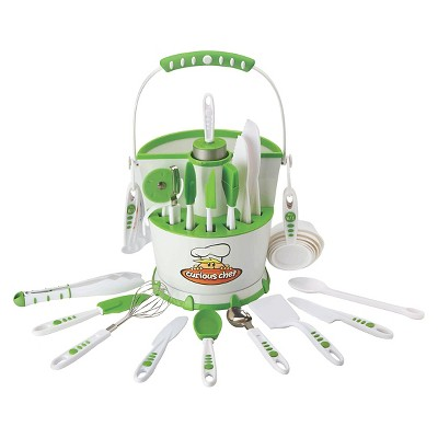 Curious Chef 30pc Caddy Collection