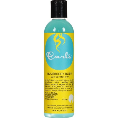 Curls Blueberry Bliss Curl Control Jelly - 8oz