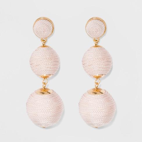 38d0736f2 SUGARFIX By BaubleBar Ball Drop Earrings : Target