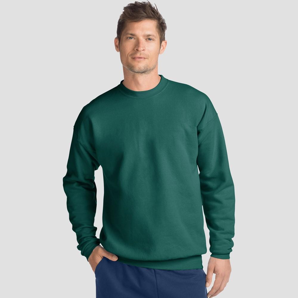 Hanes Men's Big & Tall Short Sleeve Graphic T-Shirt - Dark Blue 3XL