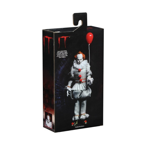 "It 2017 Pennywise 8"" Action Figure image number null"