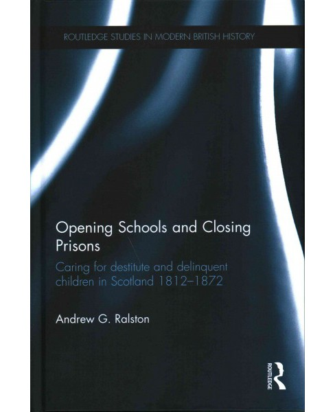 Opening Schools and Closing Prisons : Caring for Destitute and Delinquent Children in Scotland - image 1 of 1