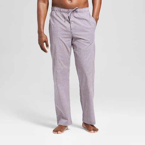 f7fcd87cbc6 Men s Plaid Woven Pajama Pants - Goodfellow   Co™ Coral Bay XXL   Target