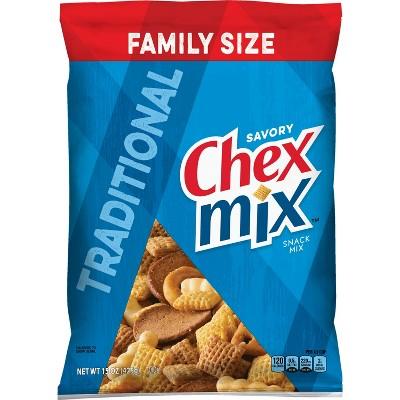 Potato Chips: Chex Mix