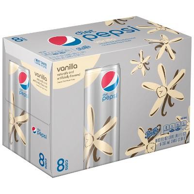 Soft Drinks: Diet Pepsi
