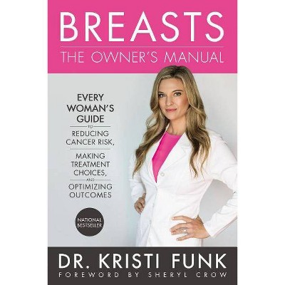 Breasts: The Owner's Manual - by  Kristi Funk (Hardcover)