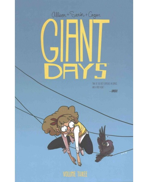 Giant Days 3 (Paperback) - image 1 of 1