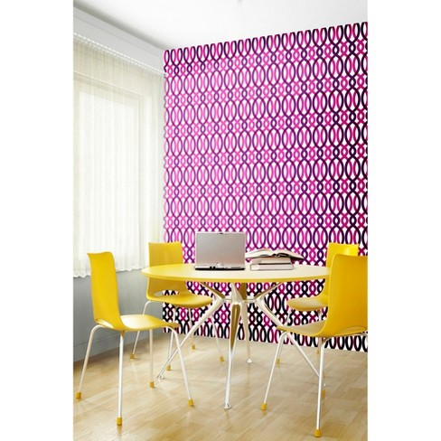 Devine Color Scroll Peel Stick Wallpaper