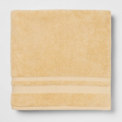Performance Bath Sheet Yellow - Threshold™