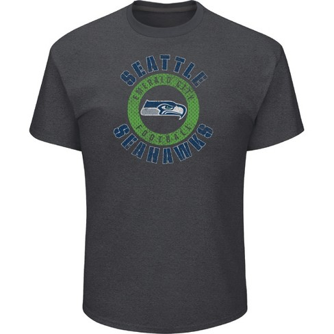 NFL Seattle Seahawks Men's Startling Success Gray Soft Touch T-Shirt - image 1 of 2