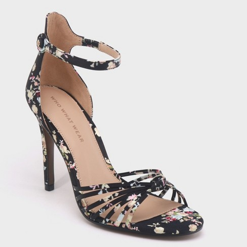 923abd68b6cf Women s Truth Floral Knotted Stileto Pumps - Who...   Target