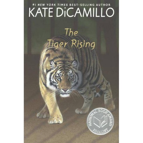 The Tiger Rising - by  Kate DiCamillo (Hardcover) - image 1 of 1