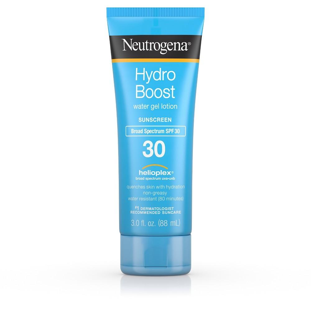 Neutrogena Hydroboost Non-Greasy Sunscreen Lotion - Spf 30 - 3 fl oz