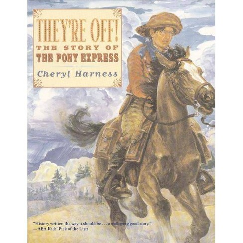They're Off! - by  Cheryl Harness (Paperback) - image 1 of 1