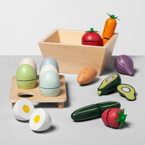 Toy Fruit and Vegetables - Hearth & Hand™ with Magnolia - image 1 of 2