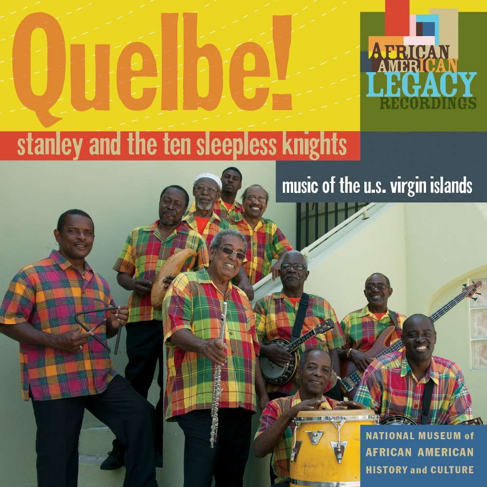 Stanley And The Ten - Quelbe Music Of The Us Virgin Islands (CD)
