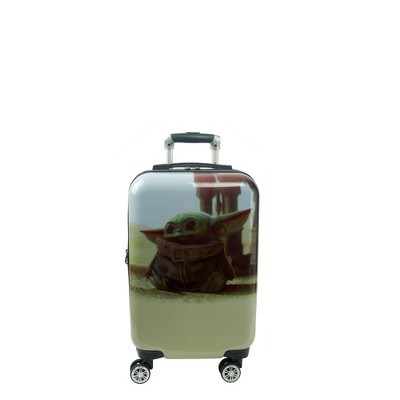 "FUL Star Wars The Child 21"" Carry On Spinner Suitcase"