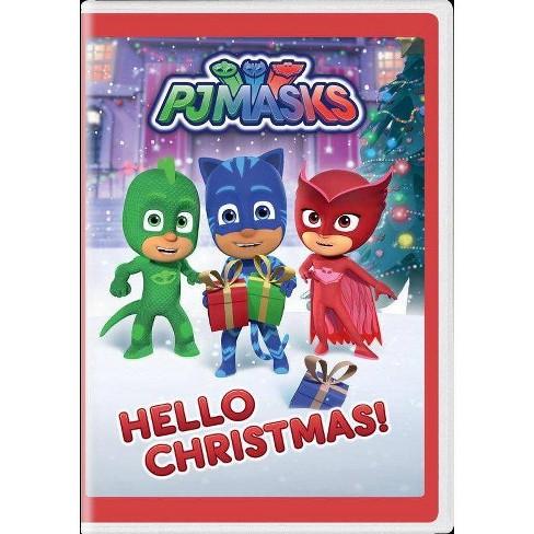 PJ Masks: Hello Christmas (DVD) - image 1 of 1