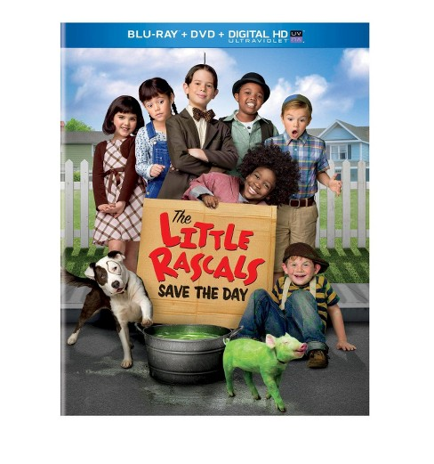 The Little Rascals Save the Day (Blu-ray) - image 1 of 1