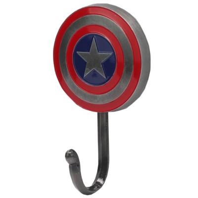 Marvel Captain America Cast Metal Hook