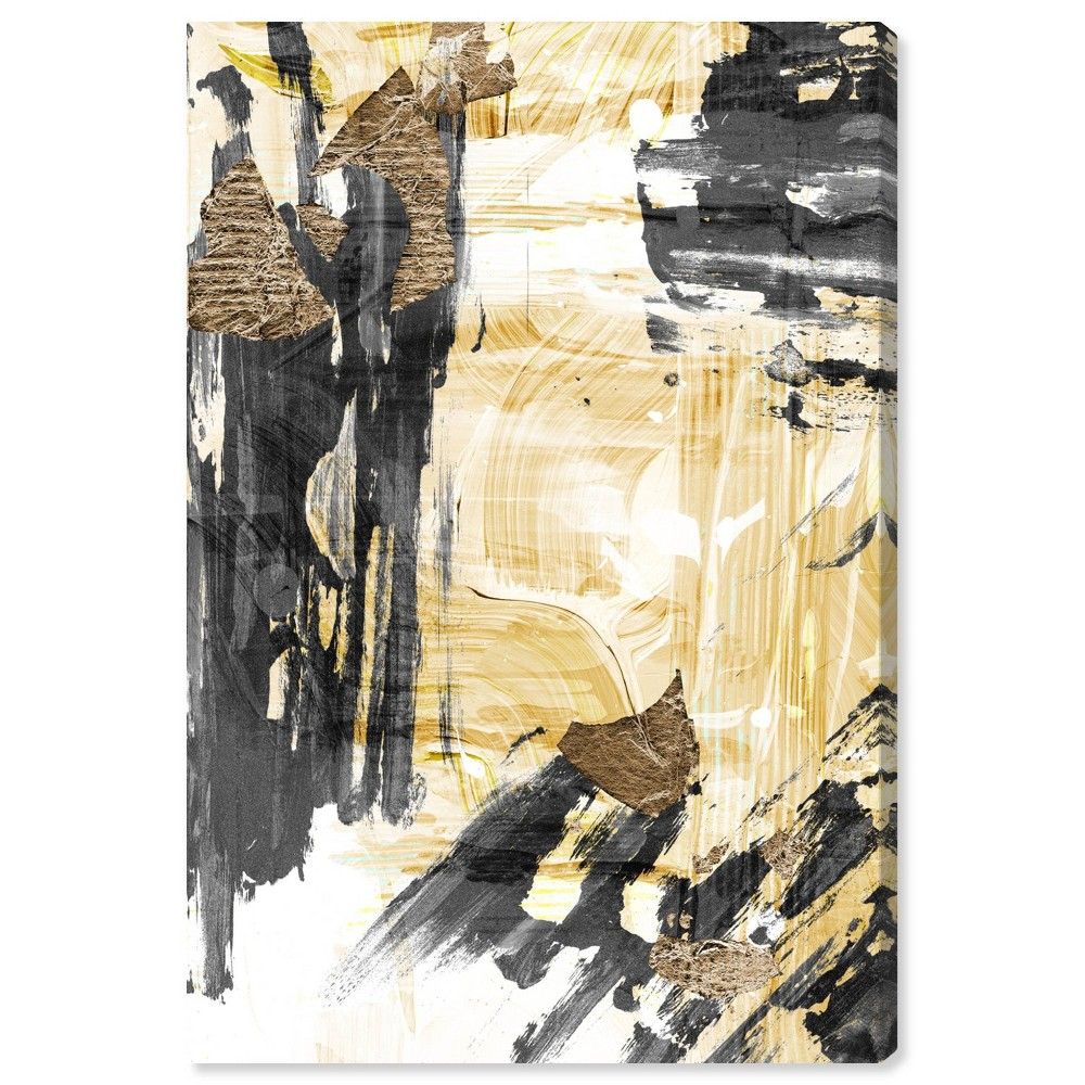 Image of 10'' x 15'' Dias De Amarillo Unframed Wall Canvas Yellow - Oliver Gal