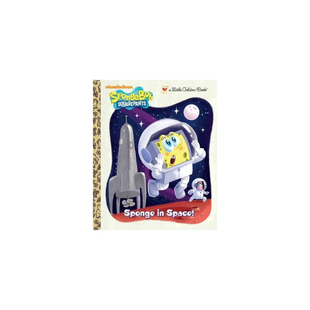Sponge in Space! (Hardcover)