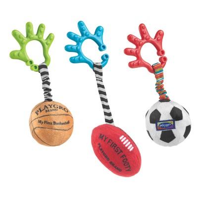 Playgro Baby Sports Balls