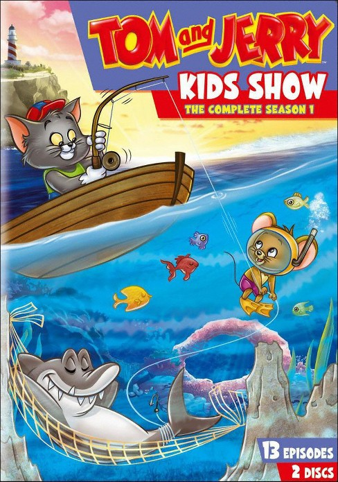 Tom and Jerry Kids Show: The Complete First Season (dvd_video) - image 1 of 1