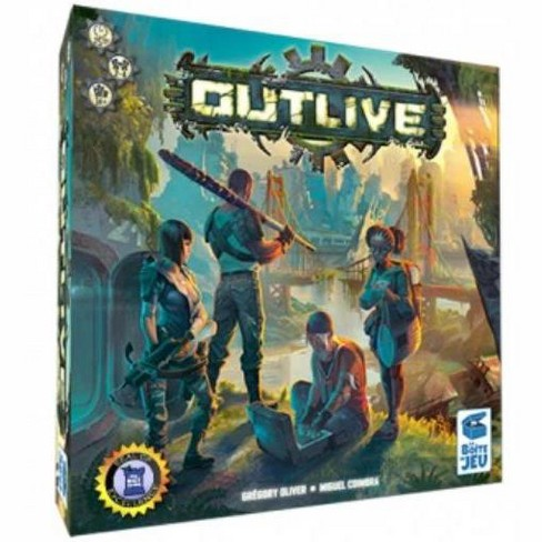 Outlive Board Game - image 1 of 1