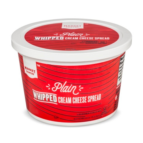 Whipped Cream Cheese Spread - 12oz - Market Pantry™ - image 1 of 1