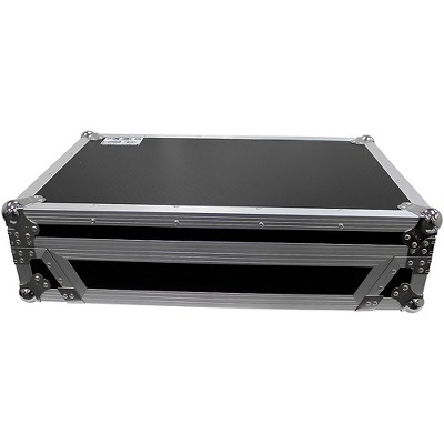 ProX XS-DDJ1000 W Black ATA Flight Case for Pioneer DDJ-1000 DJ Controller