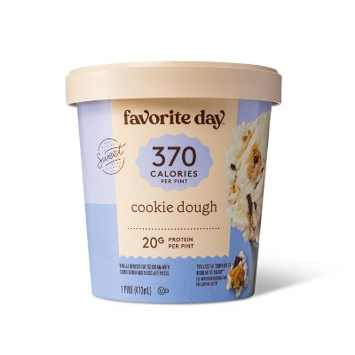 Reduced Fat Cookie Dough Ice Cream - 16oz - Favorite Day™