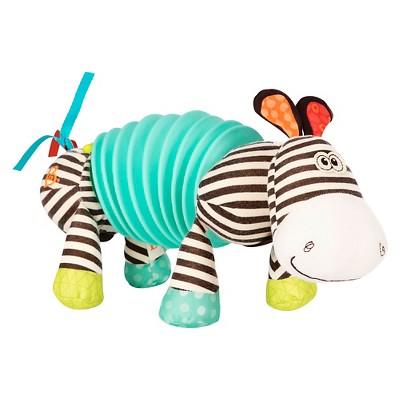 Baby B. Squeezy Zeeby (Baby Zebra Accordion)