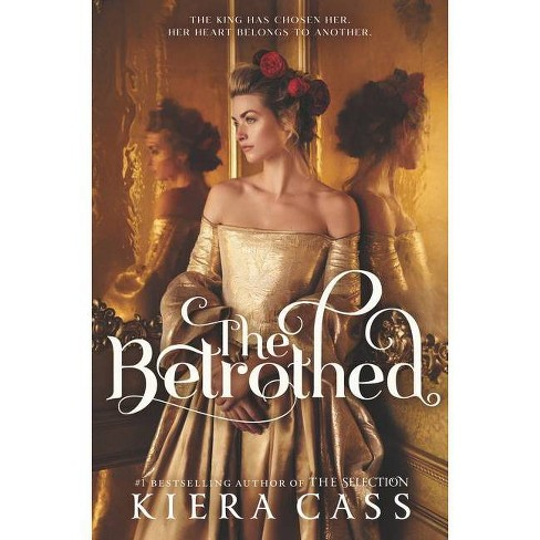The Betrothed - by Kiera Cass (Hardcover) - image 1 of 1