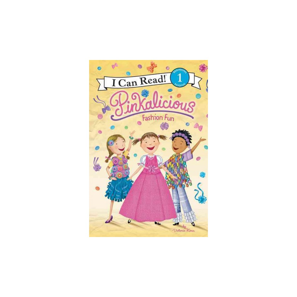 Pinkalicious Fashion Fun (Hardcover) (Victoria Kann)