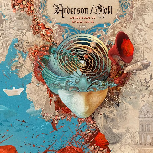 Jon anderson - Invention of knowledge (CD) - image 1 of 1