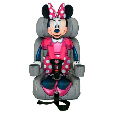 Kids'Embrace Disney Minnie Mouse Combination Harness Booster Car Seat
