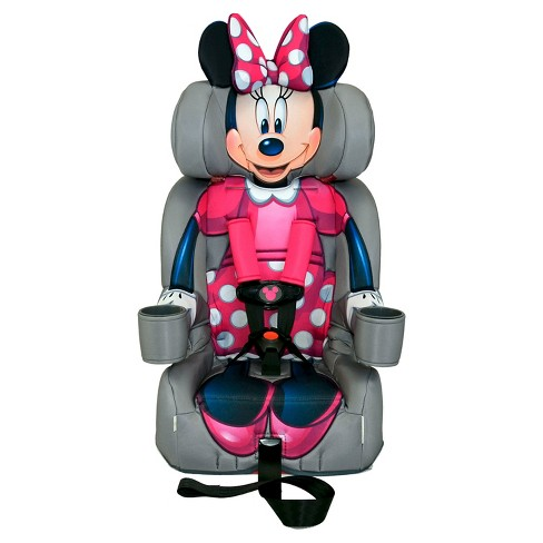 KidsEmbrace Disney Minnie Mouse Combination Harness Booster Car Seat - image 1 of 4