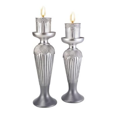 Ok Lighting Solar Candleholder Set