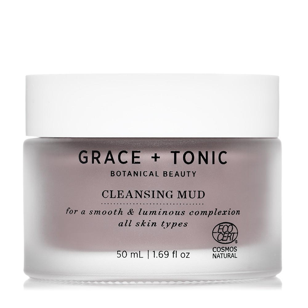 Grace + Tonic Botanical Beauty Facial Cleansers - 1.69oz
