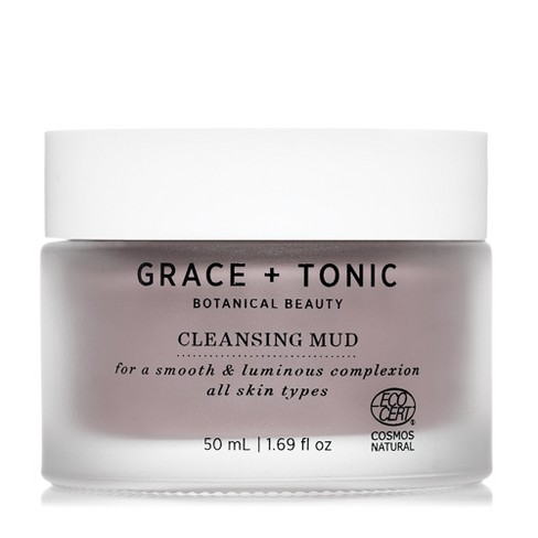 Grace + Tonic Botanical Beauty Facial Cleansers - 1.69oz - image 1 of 2