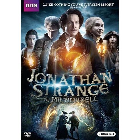 Jonathan Strange & Mr. Norrell (DVD) - image 1 of 1