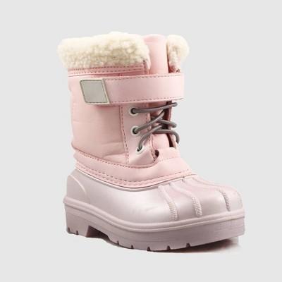Toddler Girls' Valmai Winter Boots   Cat & Jack™ by Cat & Jack