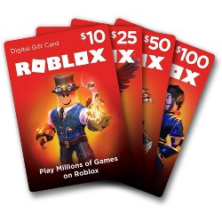 Roblox Gift Card (Digital)