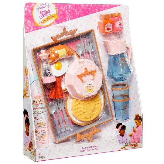 Disney Princess Style Collection Rise and Shine Room Service Set image number null