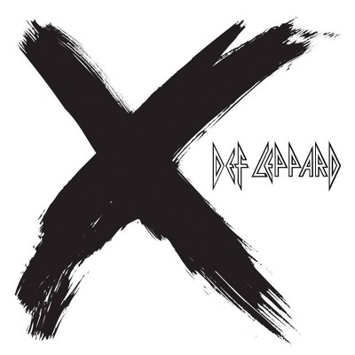 Def Leppard - X (LP) (Vinyl)